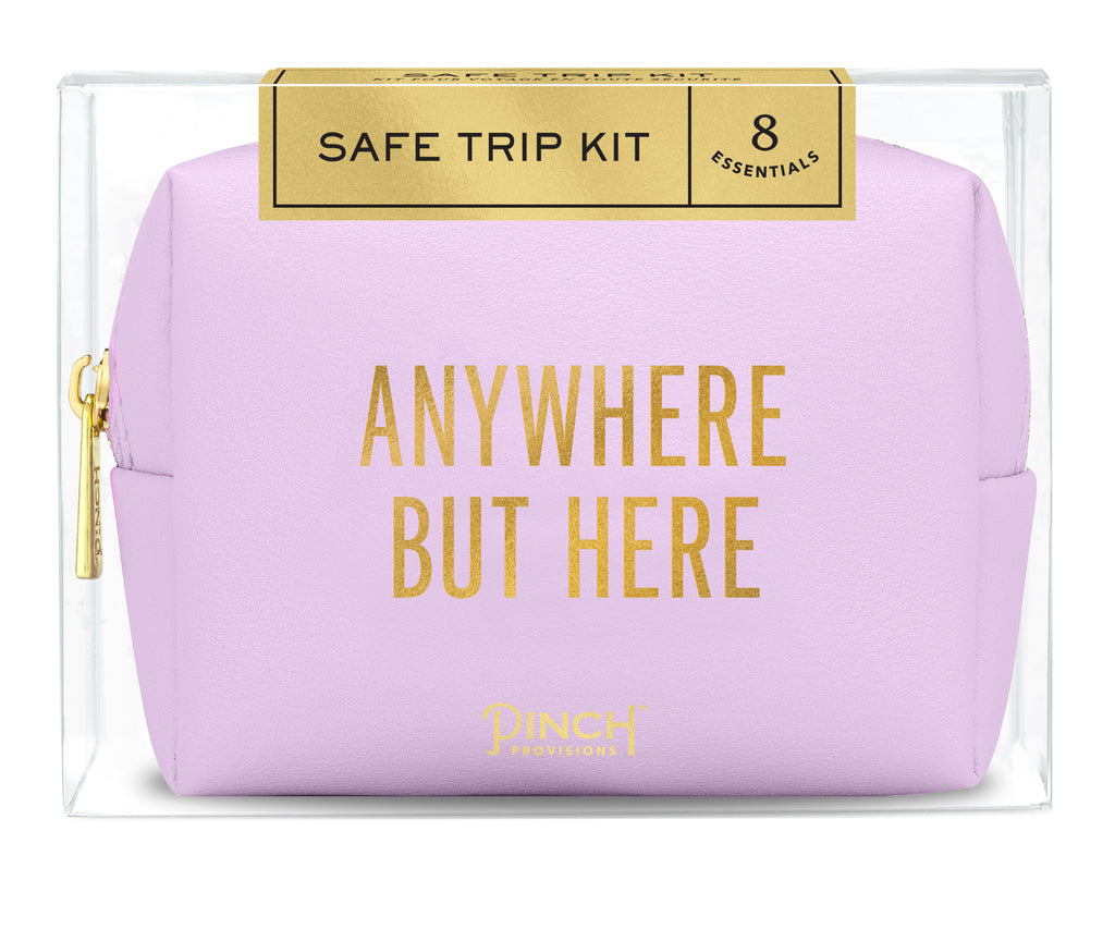 Safe Trip Kit | Anywhere But Here