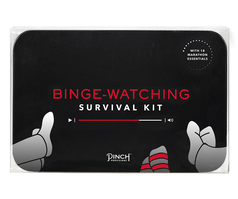 Binge-Watching Survival Kit