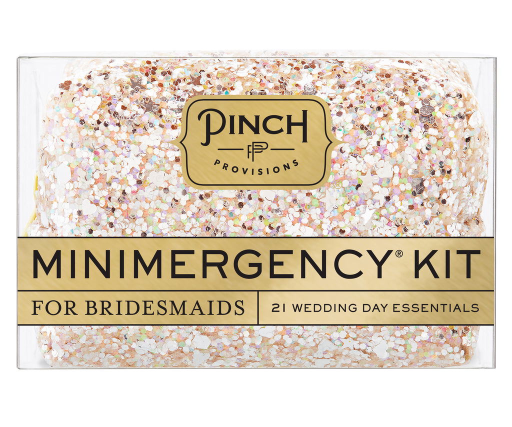 Minimergency Kit for Bridesmaids