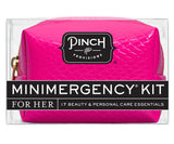 Hot Mess Minimergency Kit