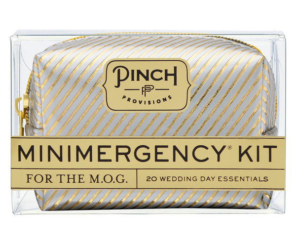 Minimergency Kit for the M.O.G.