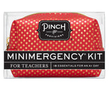 Minimergency Kit for Teachers