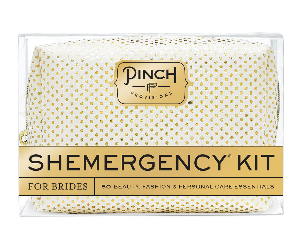 Shemergency Survival Kit for Brides