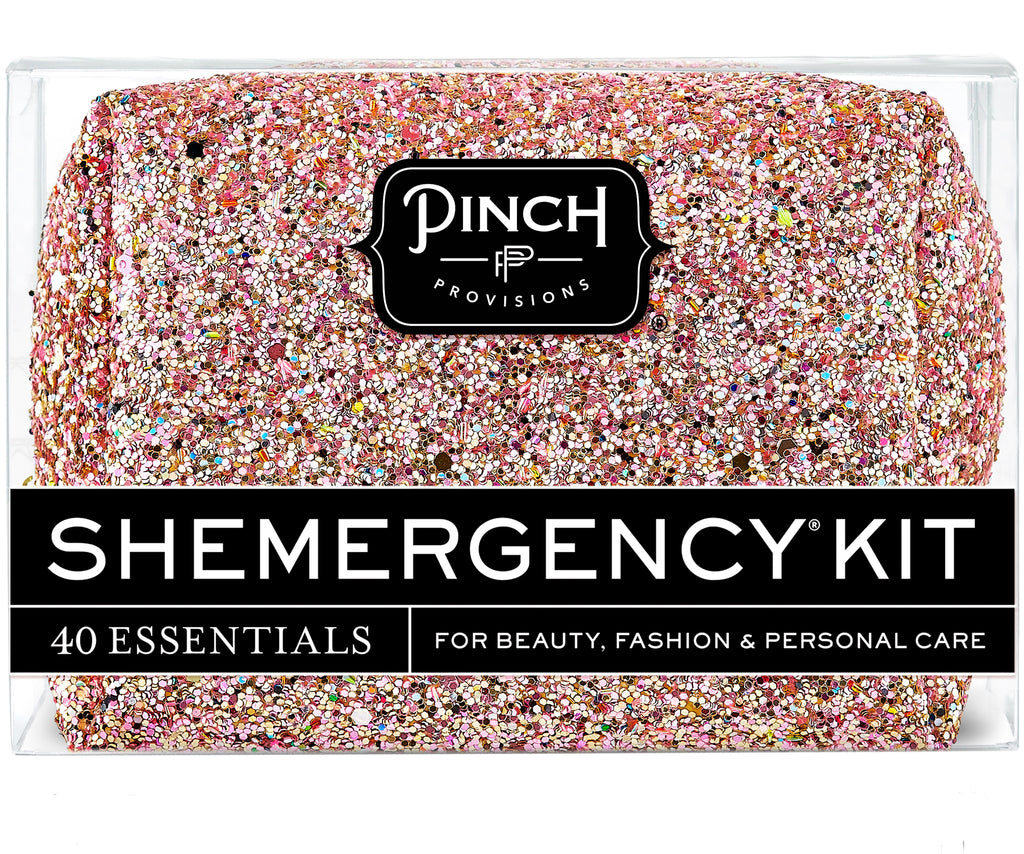Glitter Bomb Shemergency Kit
