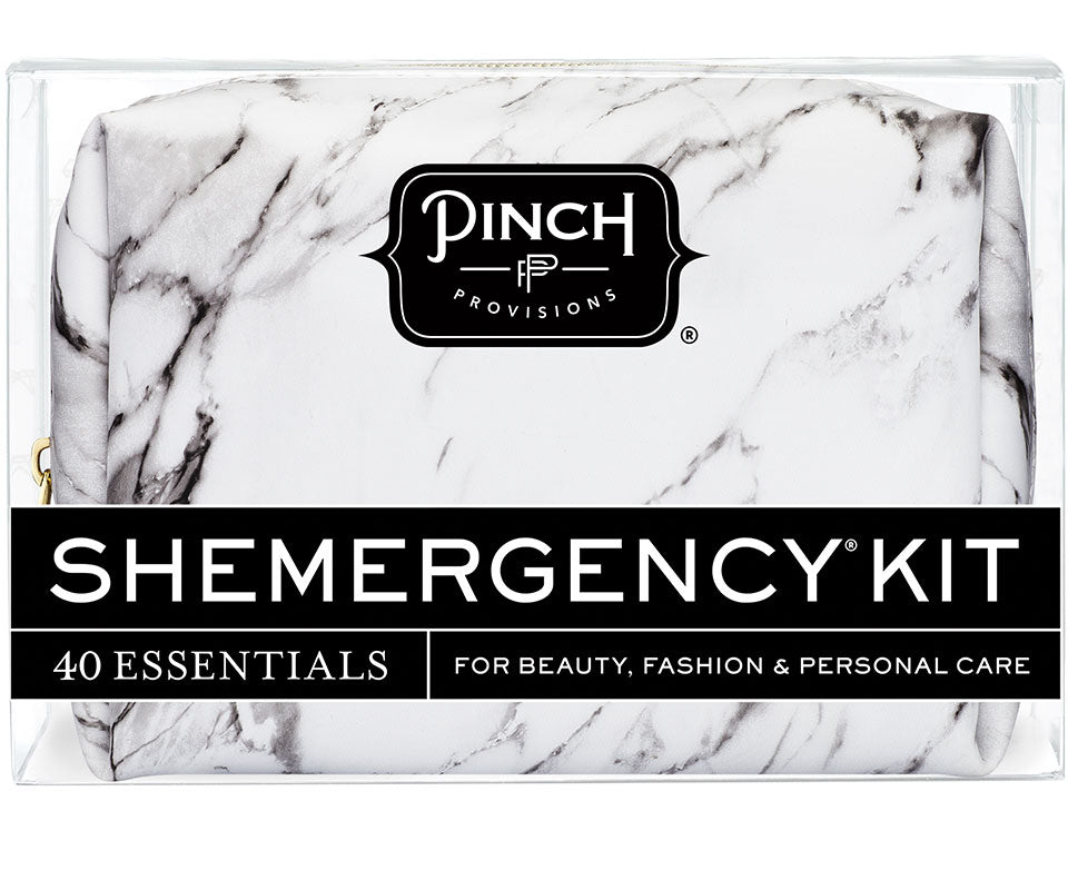 Marble Shemergency Survival Kit