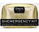 Metallic Shemergency Survival Kit