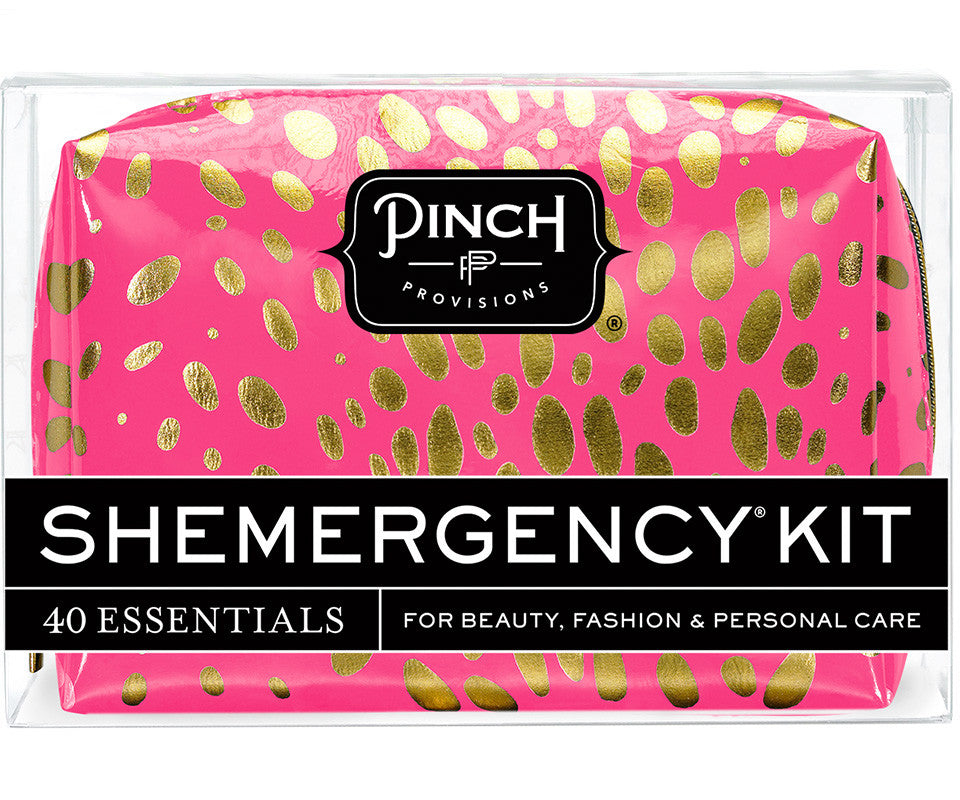 Spotted Shemergency Kit