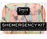 Watercolor Shemergency Survival Kit