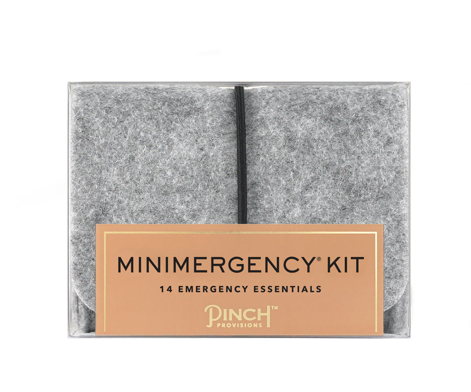 Unisex Minimergency Kit