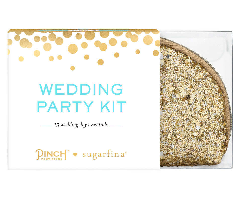 Pinch x Sugarfina Wedding Party Kit