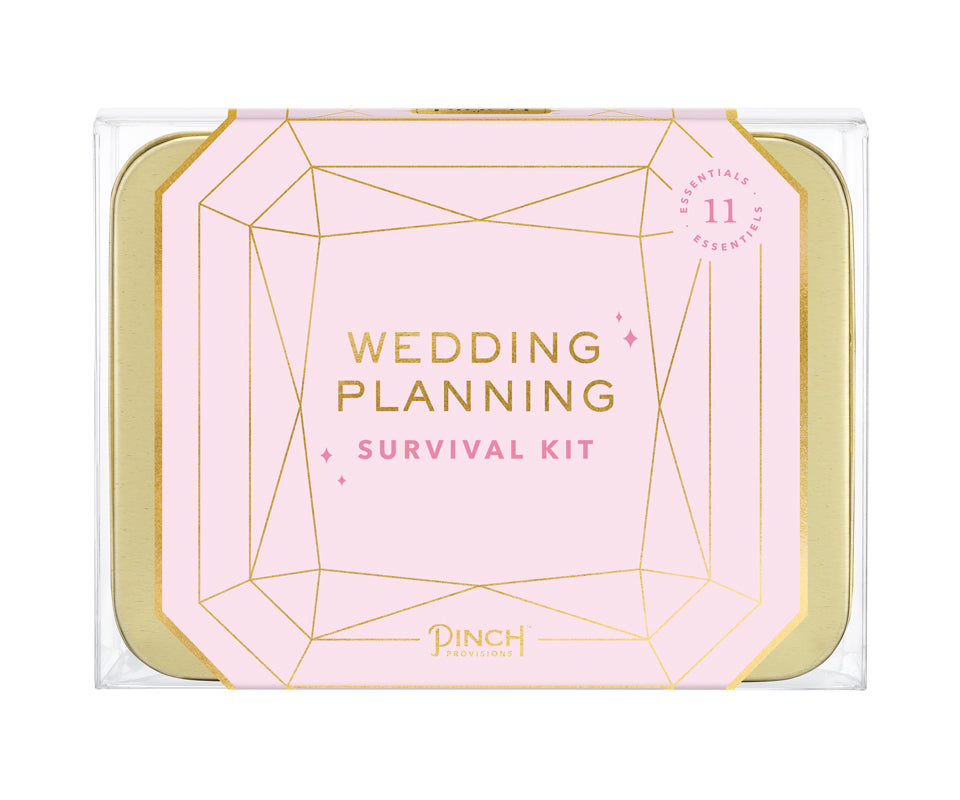 Wedding Planning Survival Kit