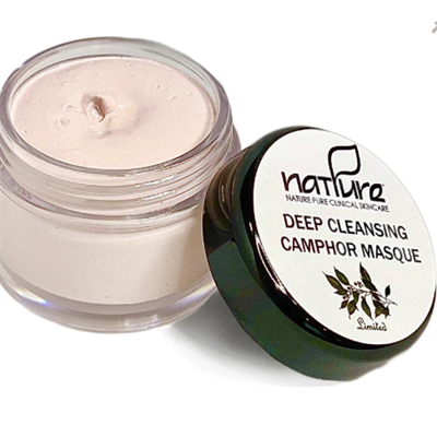 Deep Cleansing Camphor Masque