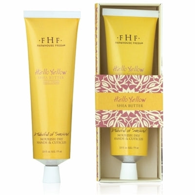 Hello Yellow Hand Cream 2 oz