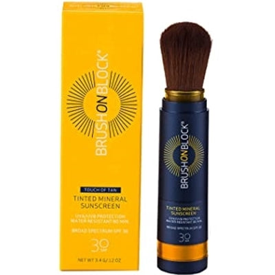 Brush On Block Touch of Tan 30SPF