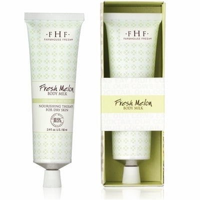 Fresh Melon Body Milk 2oz
