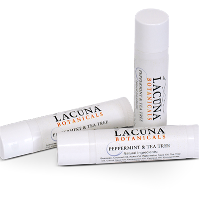Lip Balm Peppermint and Tea Tree