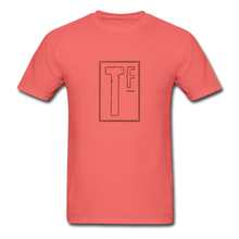 Load image into Gallery viewer, Unisex ComfortWash Garment Dyed T-Shirt - coral