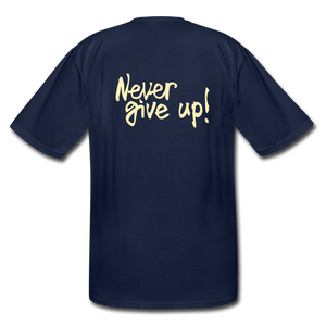 Men's Tall T-Shirt - navy