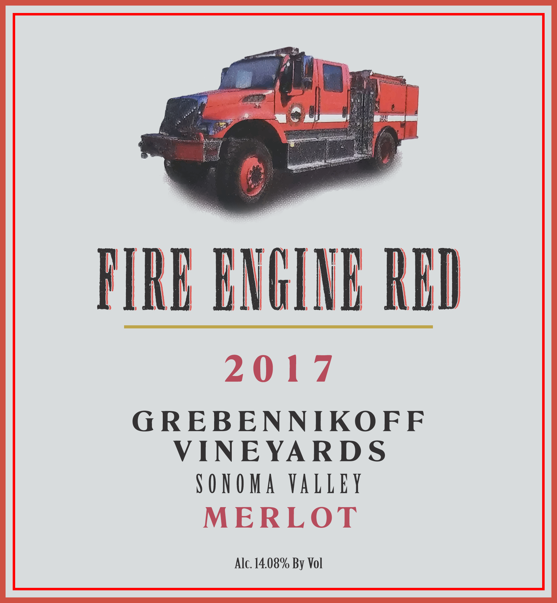 2017 Fire Engine Red