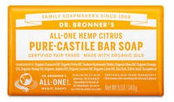 Citrus - Pure-Castile Bar Soap