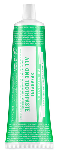 Spearmint - All-One Toothpaste