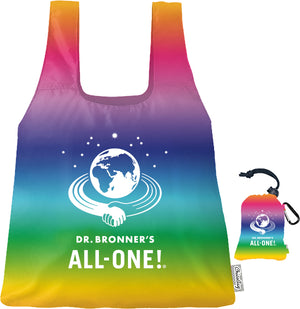 Dr. Bronner's Rainbow ChicoBag