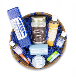 Coconut Oil Gift Basket