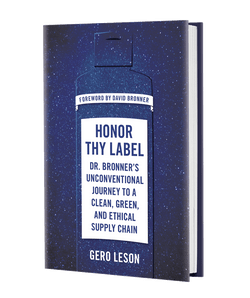 Honor Thy Label Book