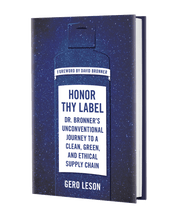Honor Thy Label Book (Bundle)