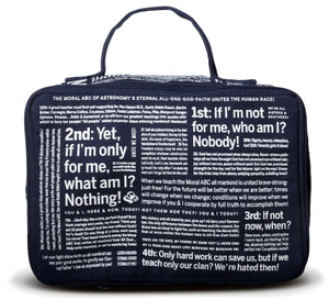 Moral ABC Toiletry Bag