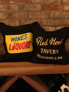 Red Hook Tavern Black Tote Bag