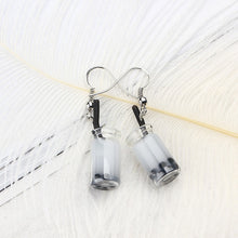 Load image into Gallery viewer, Bubble Cup Drink Earrings