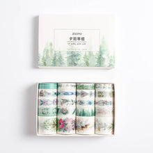 Load image into Gallery viewer, Light and Shadow Washi Tapes Set (20pcs)