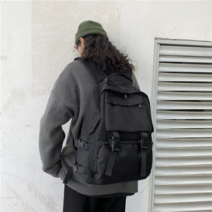 Large Capacity Simple Backpack