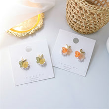 Load image into Gallery viewer, Candy Flowers Earrings