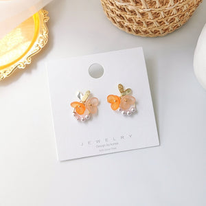 Candy Flowers Earrings