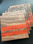 Set of 5 Coasters