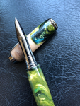 Rollerball with Screw on Cap