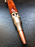 Steam Punk Bolt Action Ballpoint Pen