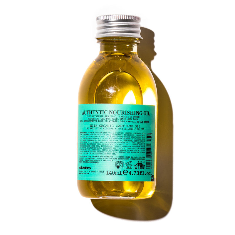 AUTHENTIC ACEITE NUTRITIVO 140 ML