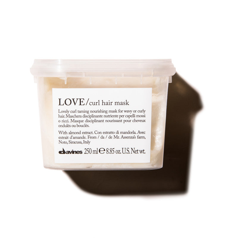 ESSENTIAL LOVE CURL HAIR MASK