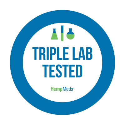 Triple Lab Tested - HempMeds