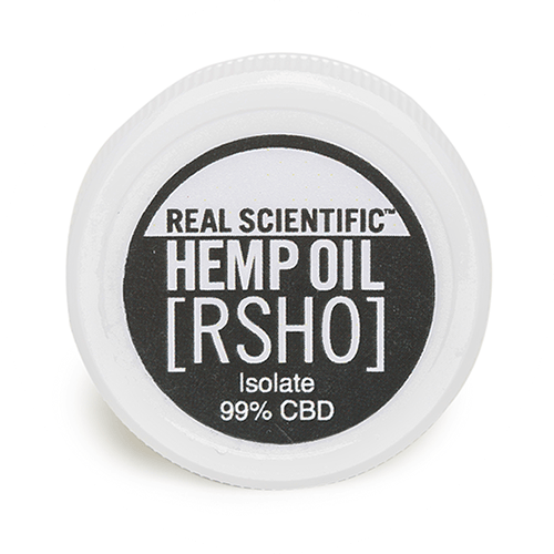 RSHO pure isolate powder with 99% CBD, 100% natural