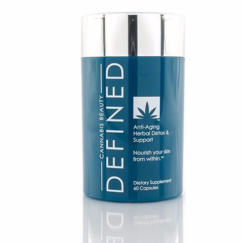 Defined: Cannabis Beauty Defined Capsules (8mg CBD)