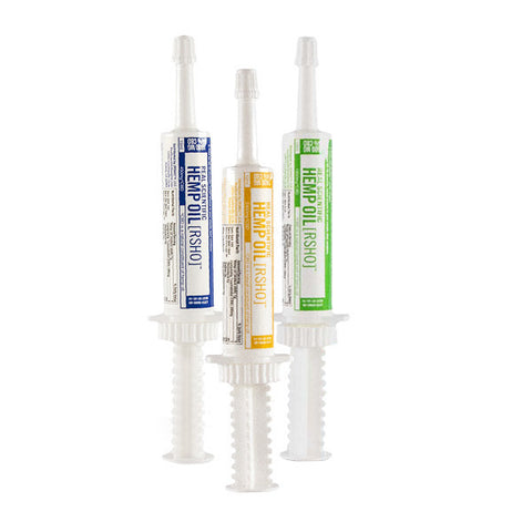 Real Scientific Hemp Oil™ (RSHO) CBD Hemp Oil Syringes (3) 3g/10g