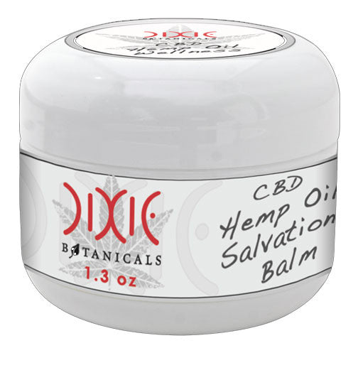 Dixie Botanicals Hemp Oil Salvation Balm
