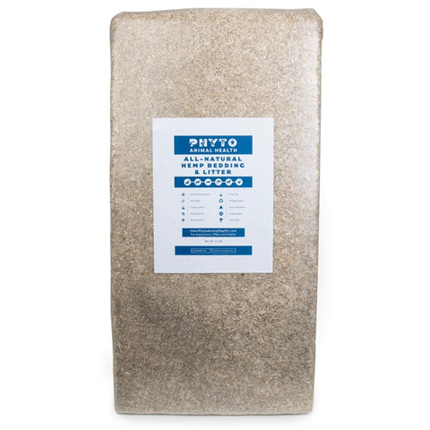 All-Natural Hemp & Bedding Liner - Phyto Animal Health