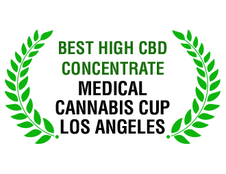 Best High CBD Concentrate - Medical Cannabis Cup Los Angeles