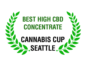 Best High CBD Concentrate - Cannabis Cup Seattle