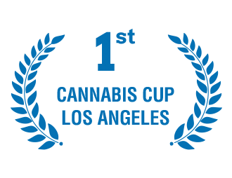 1st Place - Cannabis Cup Los Angeles